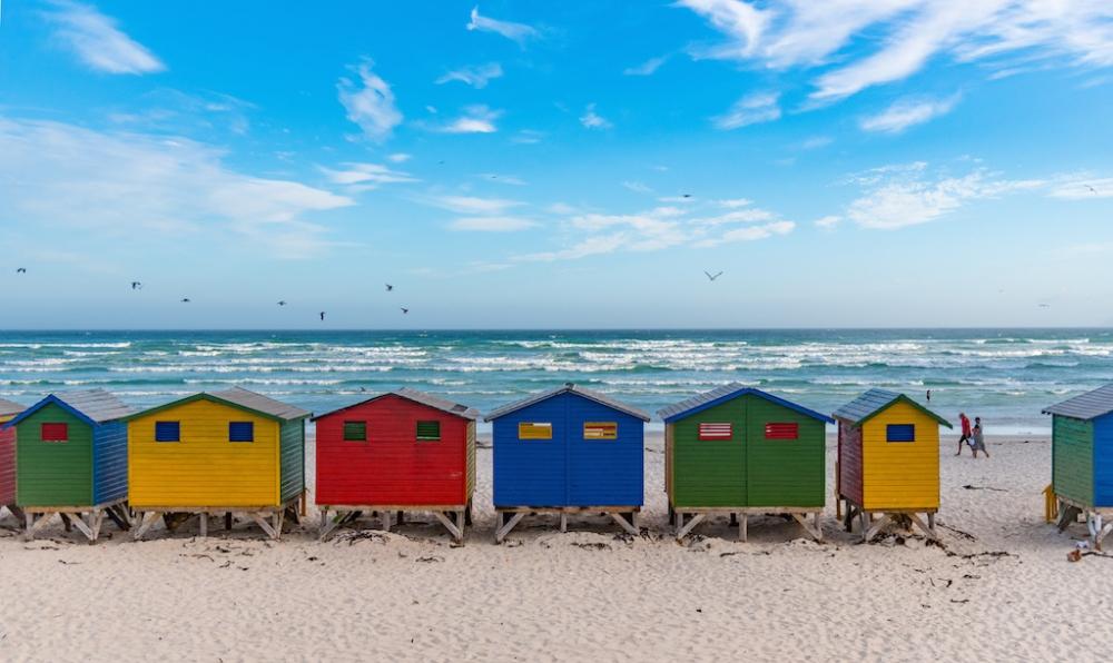 Muizenberg Beach, South Africa