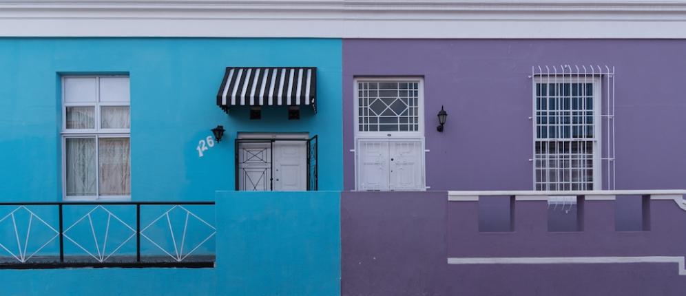 Bo-Kaap, Capetown, South Africa