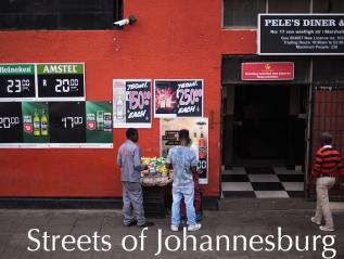 Streets of Johannesburg