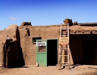 OPEN, Taos Pueblos, New Mexico