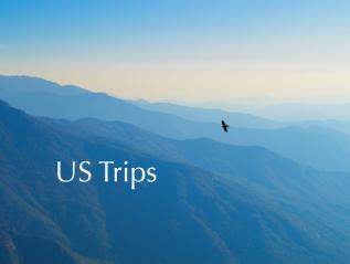 USA Trips