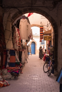 Essaouira moroccan street