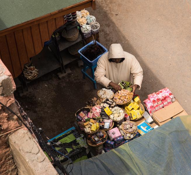 place des épices Marrakech